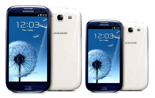 galaxy s3 mini vs galaxy s3 Samsung Galaxy S4 Mini Confirmed by Bloomberg