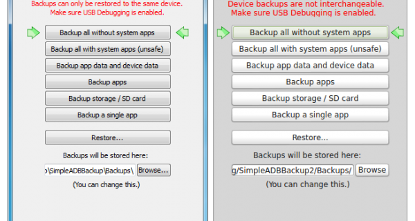 ADB BACKUP How to Backup Android Phone and Tablet