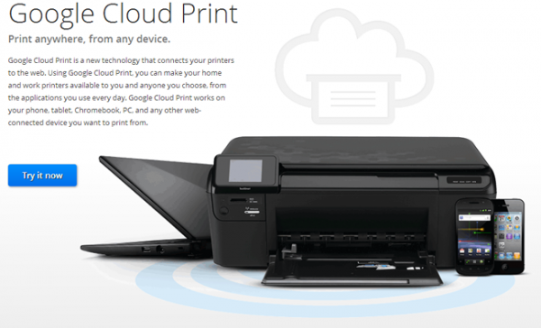 android cloud printpng How to Print from Android Tablet to Wireless Printer