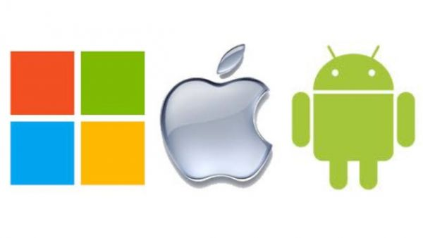 android-microsoft-apple