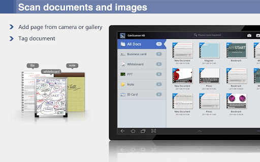 camscanner hd android tablet Best Android Apps for Tablet 2013