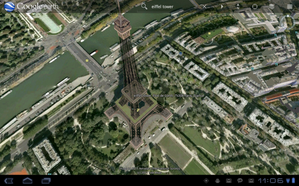 google earth android tablet Best Android Apps for Tablet 2013