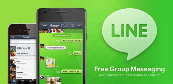 line-for-android