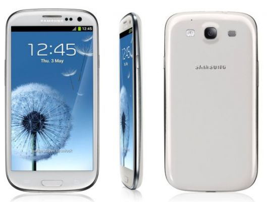 samsung galaxy s3 What Is the Best Phone On the Market Right Now?   April 2013