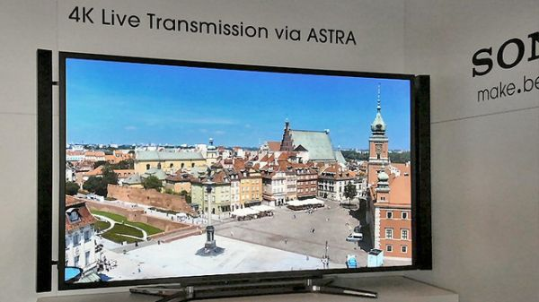 sony 4k tv 4k TVs May Become Affordable Sooner Than Expected