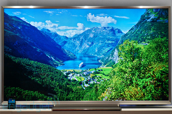 toshiba 4k tv 4k TVs May Become Affordable Sooner Than Expected