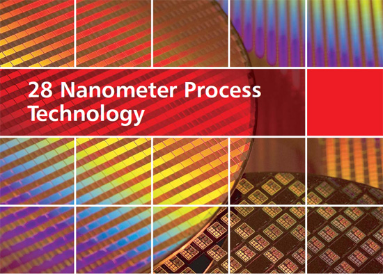 tsmc 28nm TSMCs 28nm Process Technology Helps It Captures 50% of the Foundry Market
