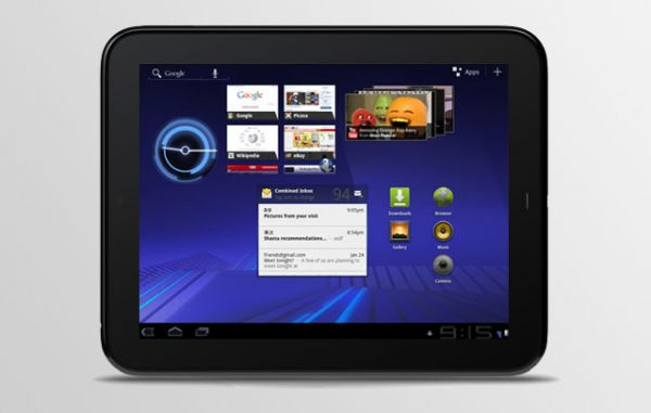 0987hp touchpad android Best 9.7 Android Tablet