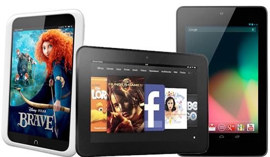 7 inch tablets Best Android Tablet Under 200 Dollars   May 2013