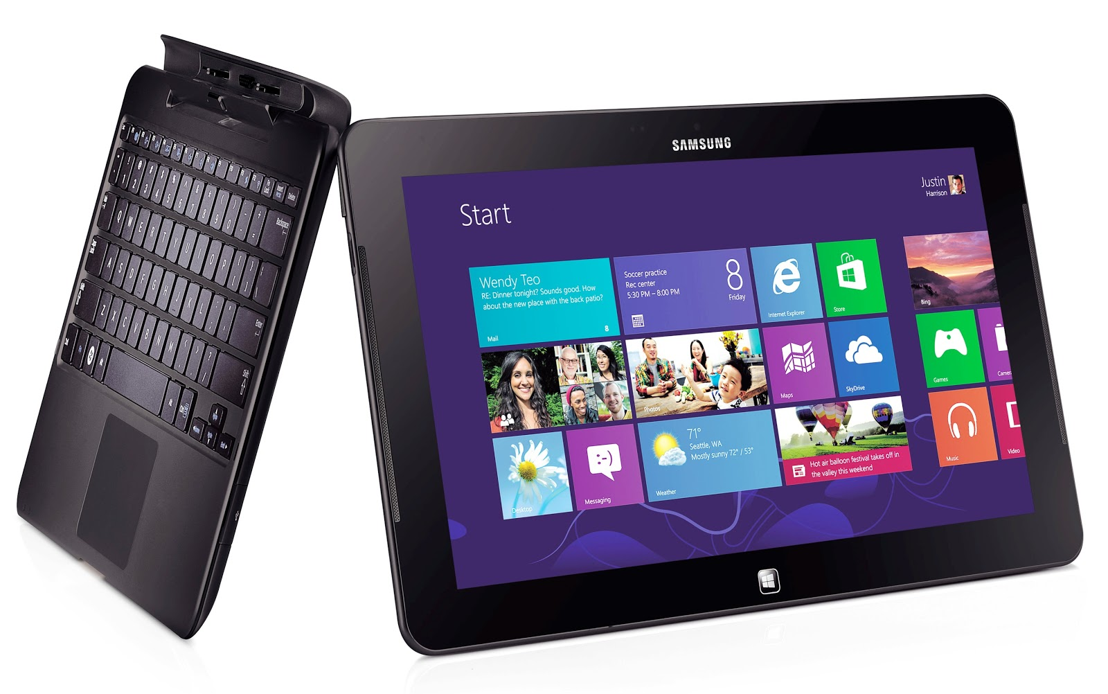 Samsung ATIV Smart PC 10