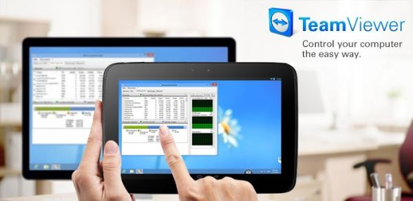 TeamViewer-for-Remote-Control-free-android-tablet-app