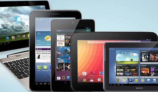 best new android tablets 2013 Best New Android Tablets   2013
