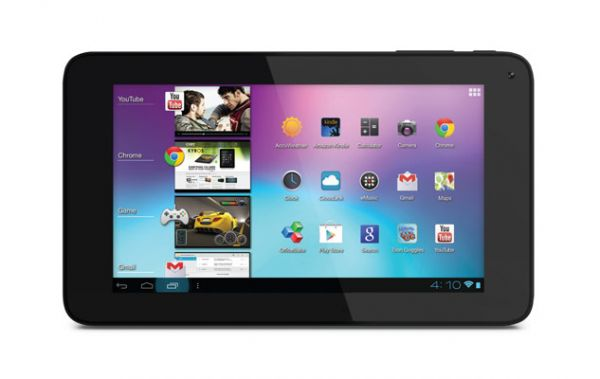 coby sf Best Android Tablet Under 200 Dollars   May 2013