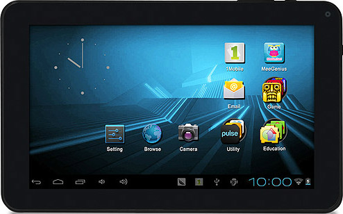 d2 pad 9 Best Cheap Android Tablets Under $100   May 2013