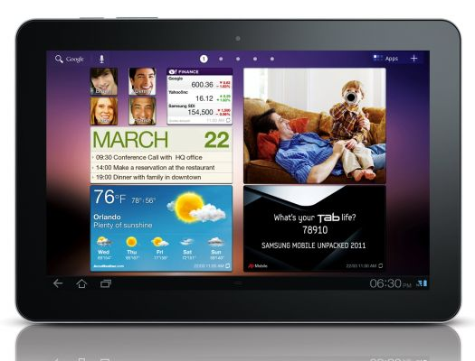 galaxy tab 10.1 Best New Android Tablets   2013