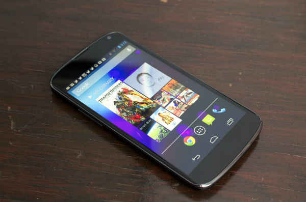 nexus 4 table How to Reset Android Phone to Factory Settings