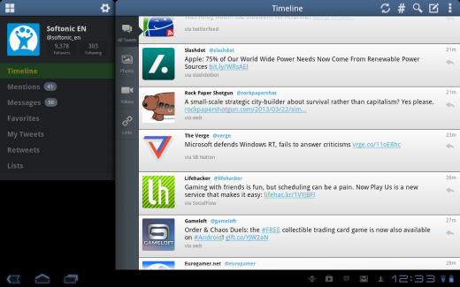 top free apps for tablets