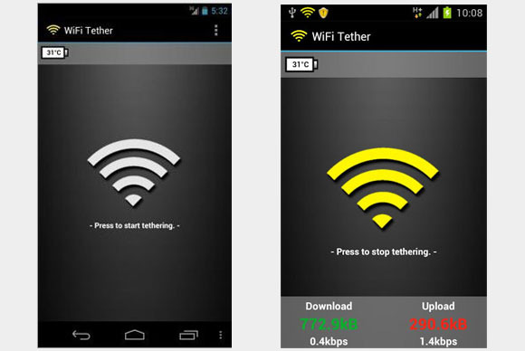 wifi tether for root users How to Tether Android and Turn Your Phone into a Mobile Wifi Hotspot