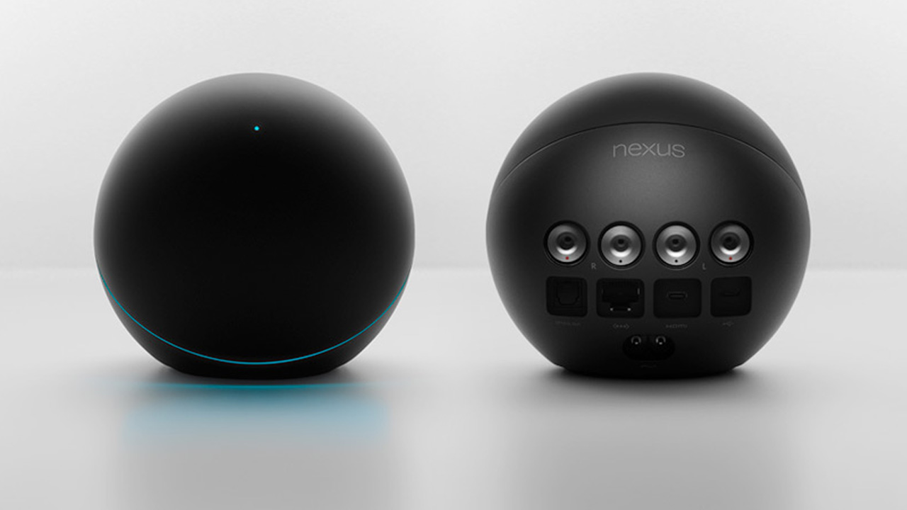 Nexus Q Google to Finally Make an Android Console
