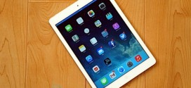 Review: The All New iPad Air