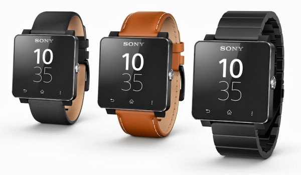 Sony smartwatch three up Review: Sony SmartWatch 2