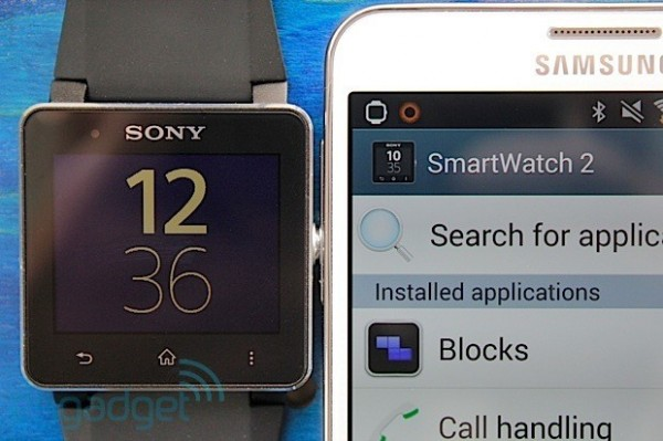 hmg7967620wm Review: Sony SmartWatch 2