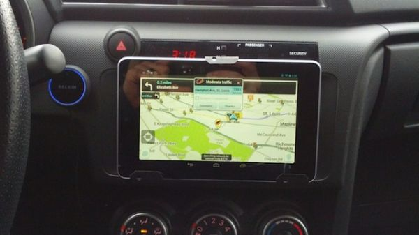 Best Truck Navigation Systems : Best quot android tablets with gps and g to use as in car